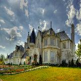 Amazing Castle in Fort Worth, Texas, USA