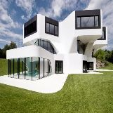 Amazing Futuristic Home