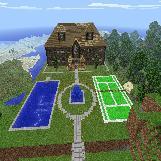 Amazing Minecraft Mansion