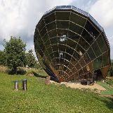 Amazing Sundial House