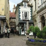 """Crooked House"" in Windsor, UK"