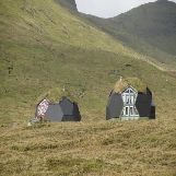 Eco-Friendly Geodome Igloos in Faroe Islands, Denmark
