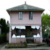 Funny House with Teeth
