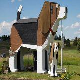 Human Dog House Apartment