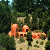 Inflatable Bubble House in Pasadena, California, USA
