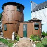"""Pickle-Barrel House"" in Michigan, USA"