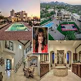 Sarah Palin's Mansion in Arizona, USA
