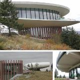 """Sculptured House"" in Colorado, USA"