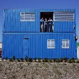 Shipping Container House in Sydney, Australia