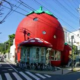 Strawberry House in Tokyo, Japan