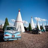 Wigwam Motels in USA