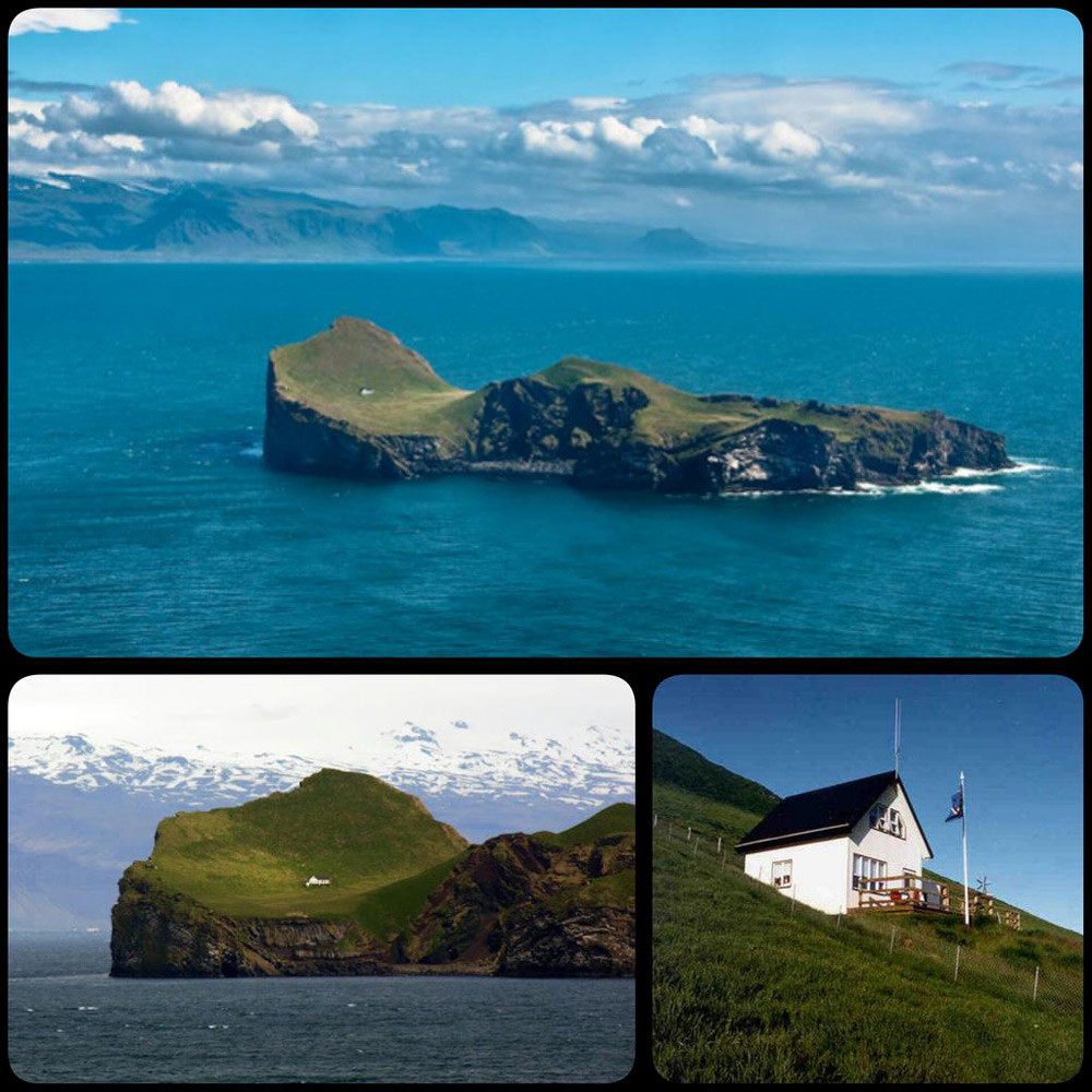 the most isolated house in the world  elli u00f0aey  iceland