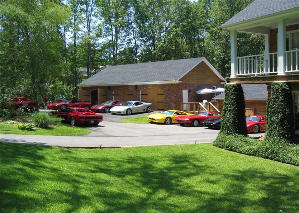 20 Car Garage With House For Sale In Ny