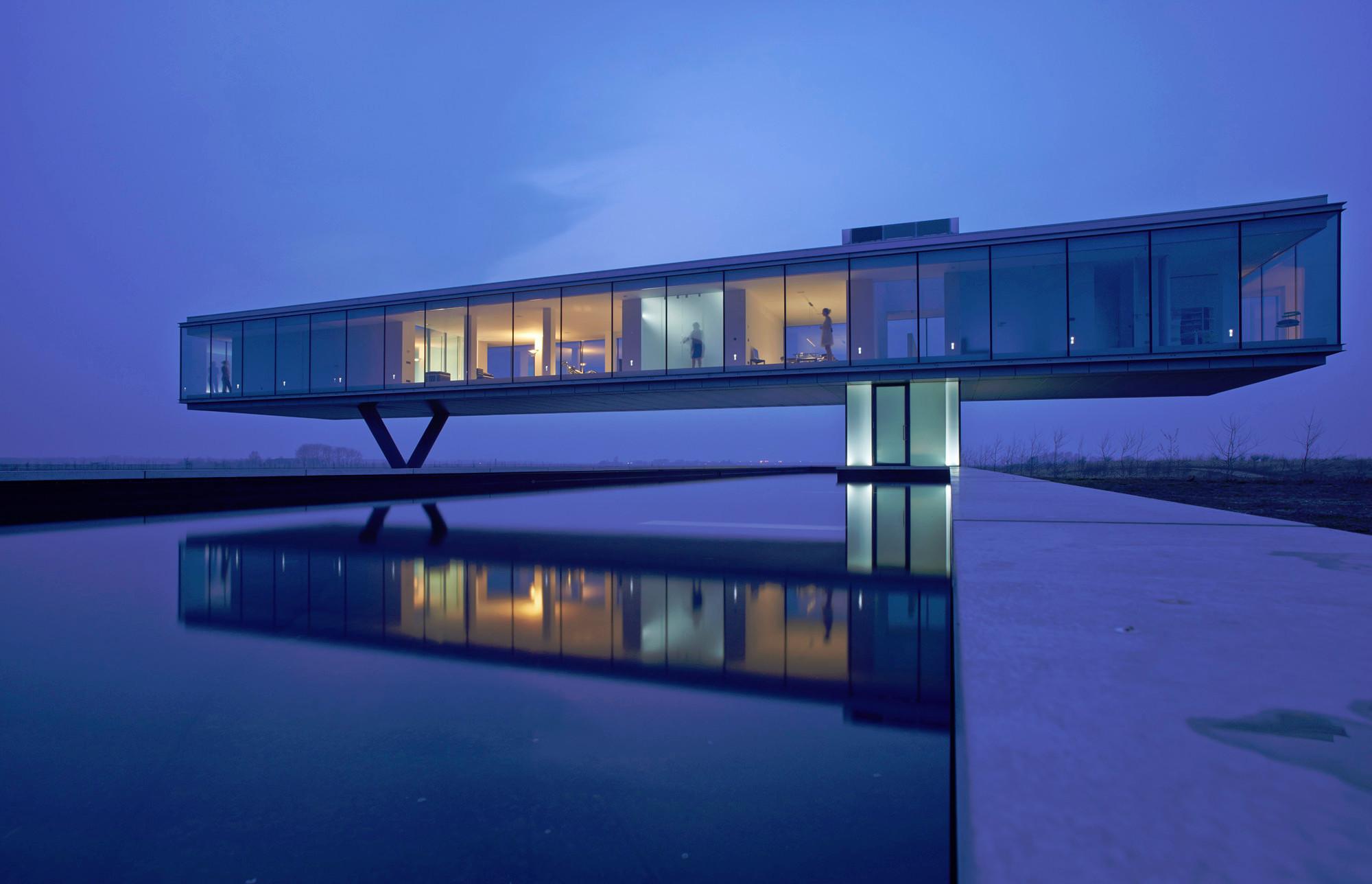 Villa Kogelhof in the Netherlands